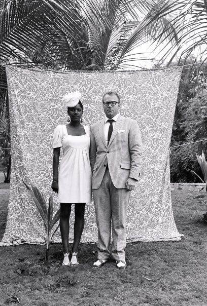 A Jamaican Wedding