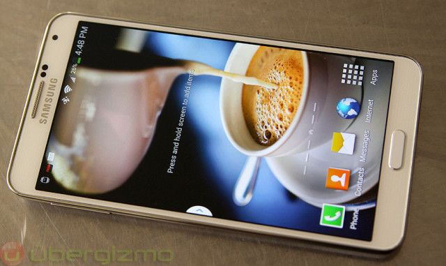 Galaxy Note 3 Review Good.
