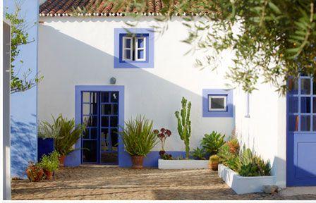 Un Lugar Para Los Sentidos: Casa Vieja, Casa Fresca, Casa Contemporánea
