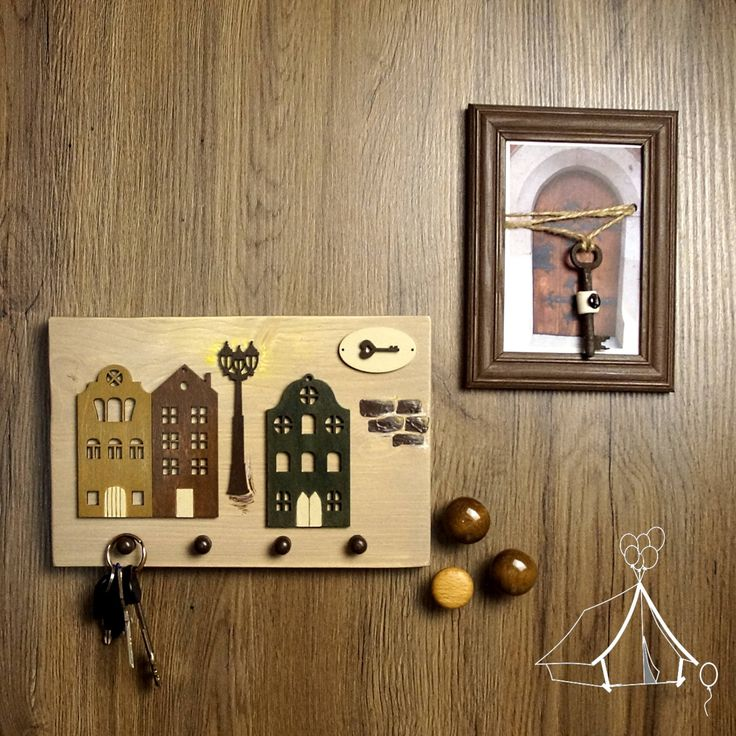 Best 25+ Key holder for wall ideas on Pinterest