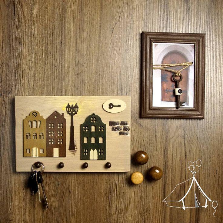 Best 25+ Key holder for wall ideas on Pinterest   Key hook ...
