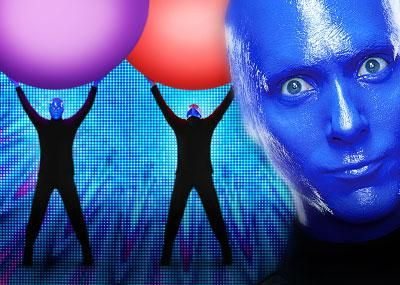 With invigorating music, innovative lighting effects, sensational technology and the antics of three captivating blue men, the show brings an over-the...