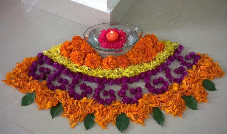 Flower boat shape design for festival...