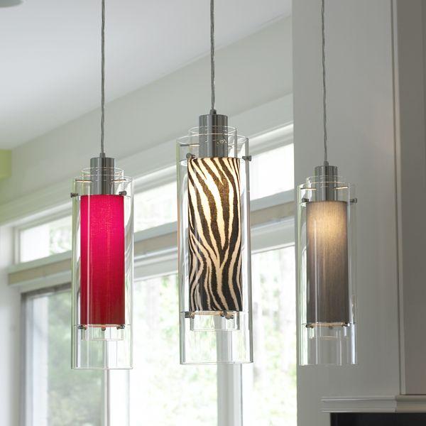 Track Lighting Hanging Pendants