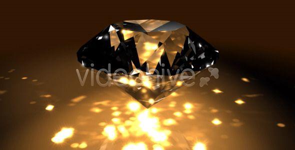 Spinning Diamond - Diamond 04 (HD)