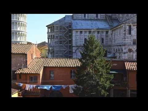 Pisa is Architecture . Touring the wall - YouTube