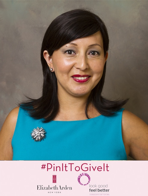 Repin to join us in supporting women undergoing treatment for cancer. For every repin, Elizabeth Arden will donate a product to charity Look Good Feel Better. #PinItToGiveIt with Elizabeth Arden and Look Good Feel Better.