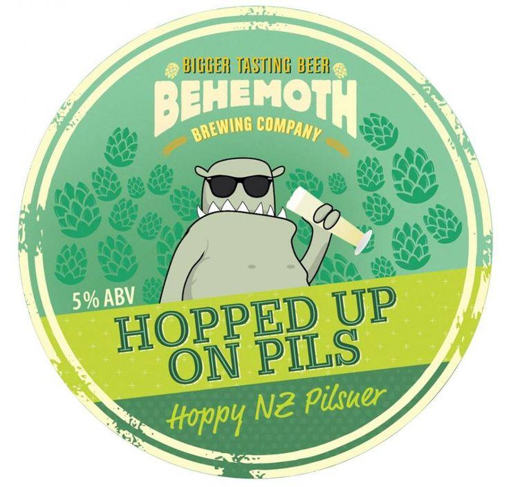 Behemoth Launch Hopped Up On Pils