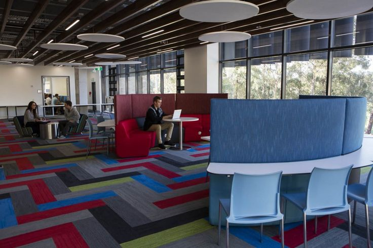 Visit our blog to find out how Interface assists in the science of wayfinding at the University of Wollongong
