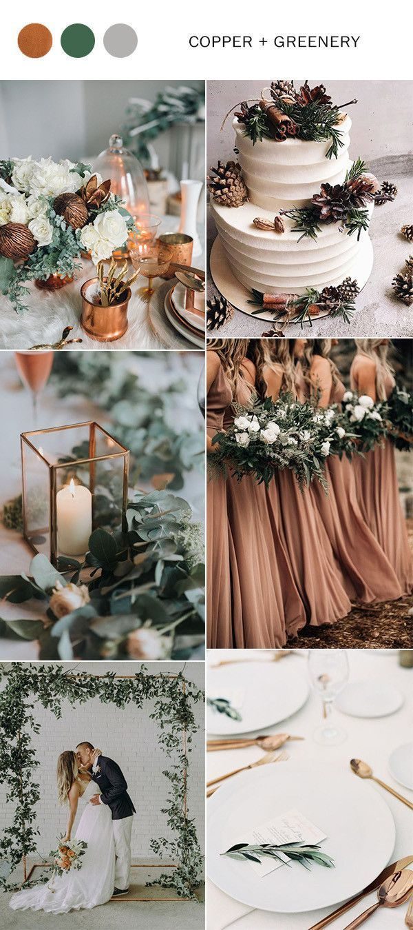 Top 10 Winter Wedding Color Ideas For 2019 2020 Winter Wedding