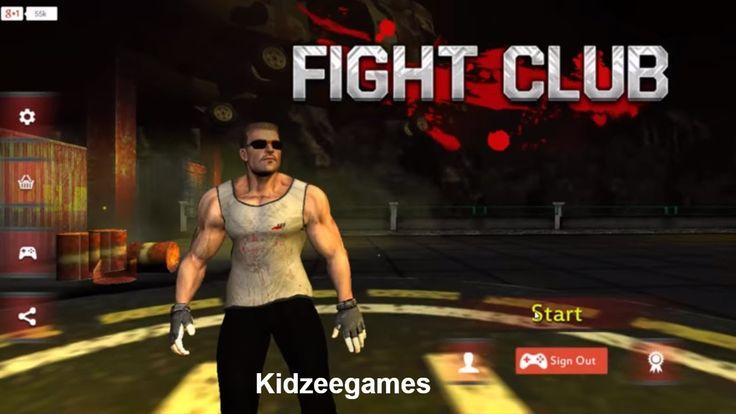fight club fighting games | watch fight club online