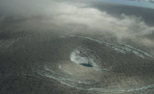 Monster volcano Katla keeps clearing her throat, a large earthquake hit yesterday | Icelandmag