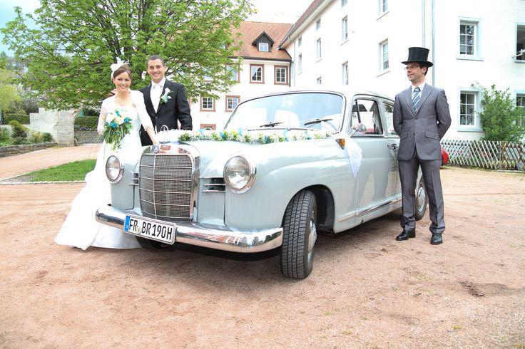 Oldtimer-Vermietung Freiburg: Klassische Automobile bei der Oldtimer-Vermietung in Freiburg