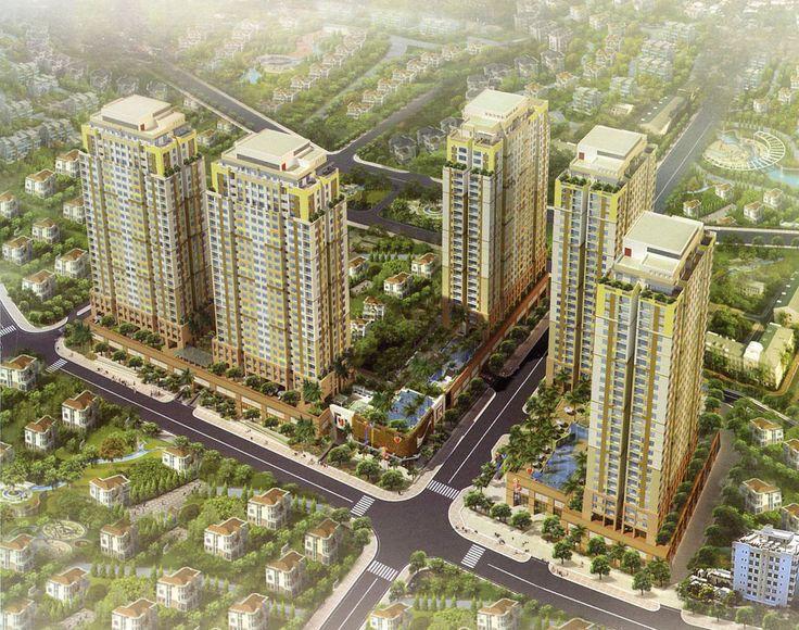 Tropic Garden Apartment for rent in Thao Dien, District 2, HCMC