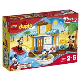LEGO DUPLO Disney 10827, Musse och hans vänner – strandhus