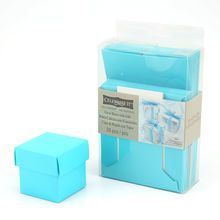 Turquoise Favor Boxes with Lids by Celebrate It™