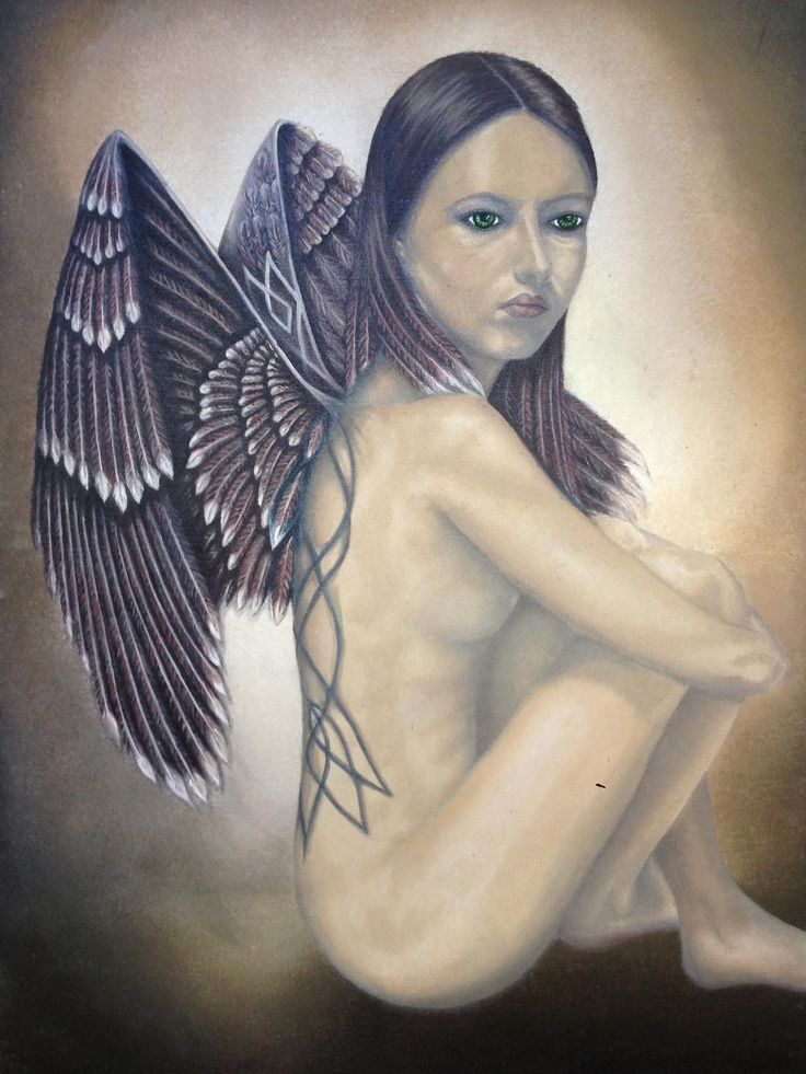 Few Girl - by Dawn Du Preez  Beautiful Fey Fairy  Available on  http://sherrynssecret.com/index.php?route=product/category&path=126