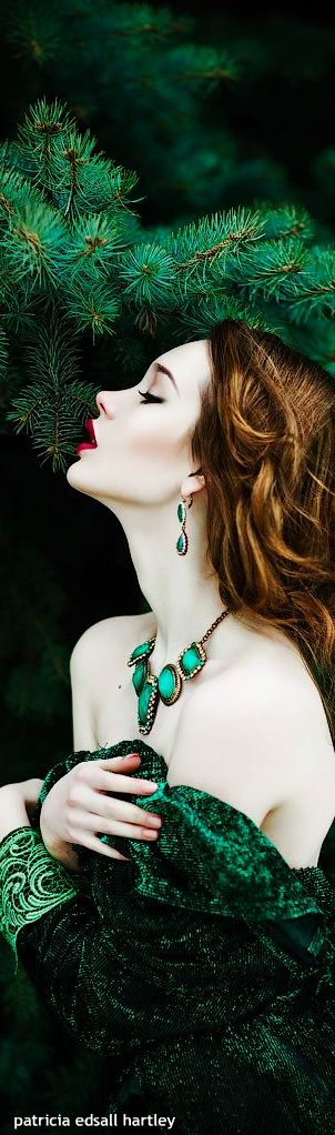 The Enchanted Forest / Fairytale fashion fantasy / karen cox.