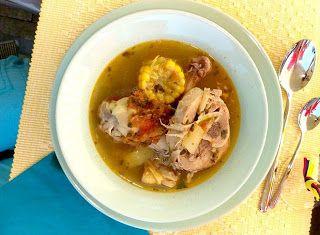 Denny Chef Blog: Sancocho colombiano