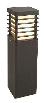 NORLYS Halmstad medium black steel bollard - Price: $569.00 AUD