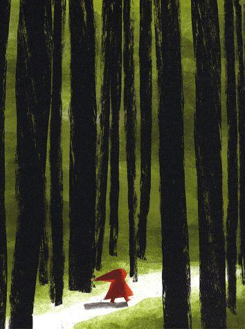 Christian Roux, Le Petit Chaperon Rouge, 2007