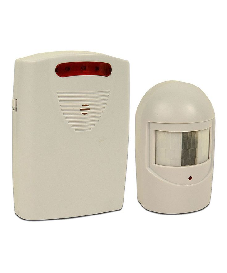 Infrared Wireless Home Security Alarm System
