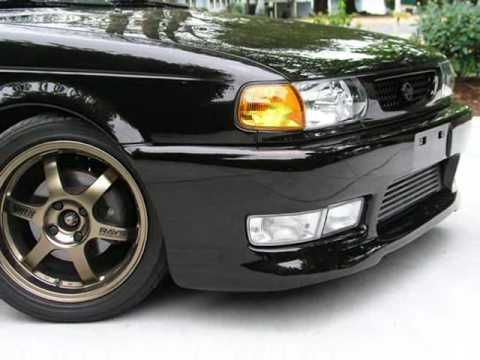 Nissan Se-R / V16 / Tsuru / B13 / Sunny
