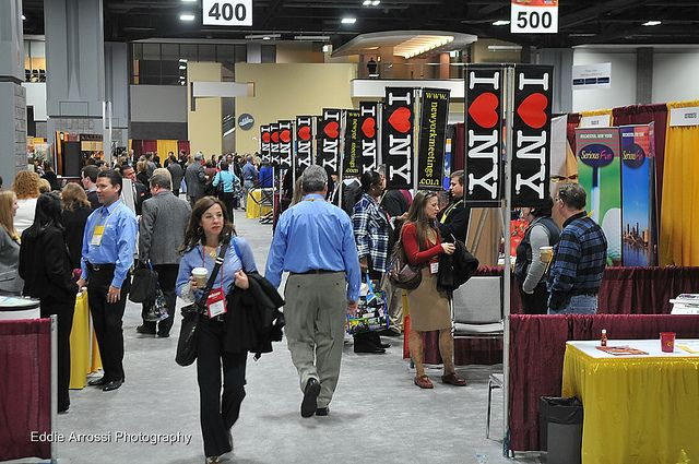 Combined, attendees of both shows are responsible for planning more than 17,500 meetings per year (2011)