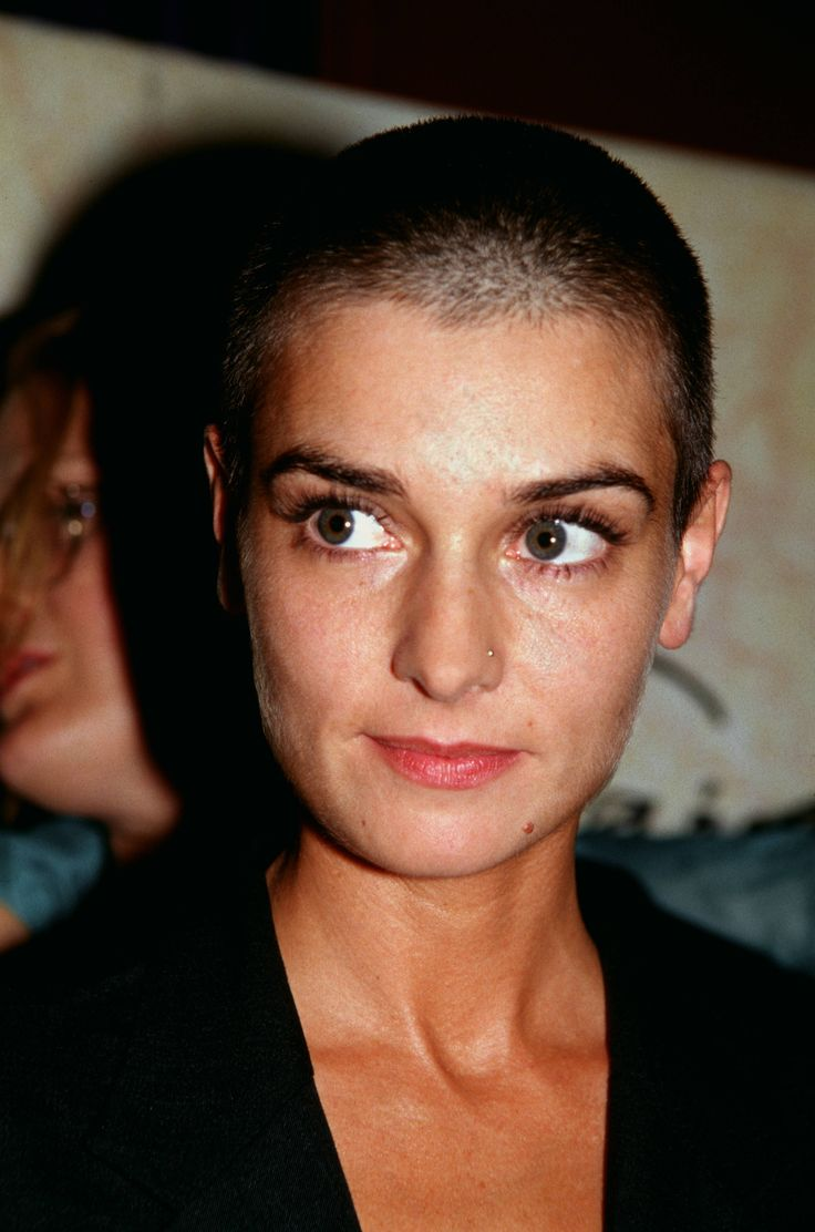 15 Famous Women Who Shaved Their Heads