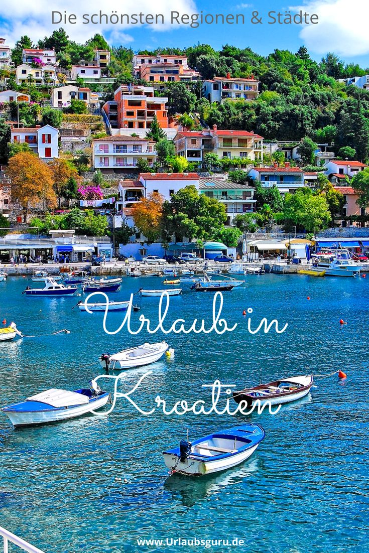 Kroatien – Wer einen abwechslungsreichen Urlaub mit viel Sonne, Strand, Kultur und Natur erleben möchte, ist hier genau richtig. Östlich des Adriatischen Meeres gelegen, bietet das südosteuropäische Land alles, was man sich von einem Urlaub wünscht. Kommt mit mir an die Adria und entdeckt das traumhafte Kroatien!