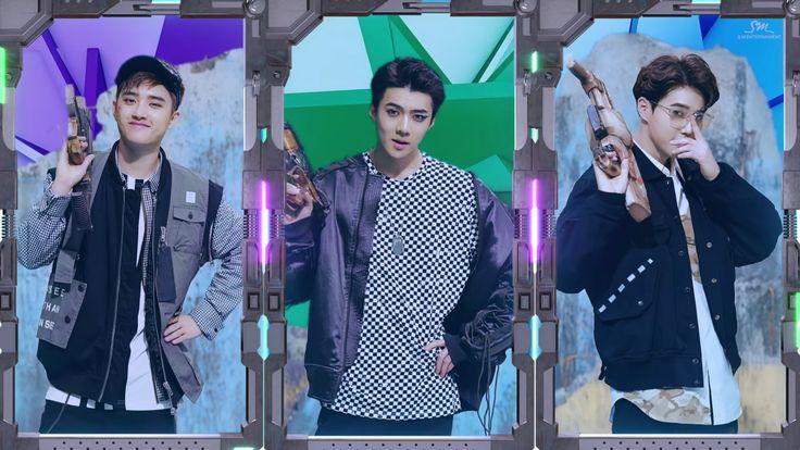 Power | D.O,Sehun,Suho | EXO