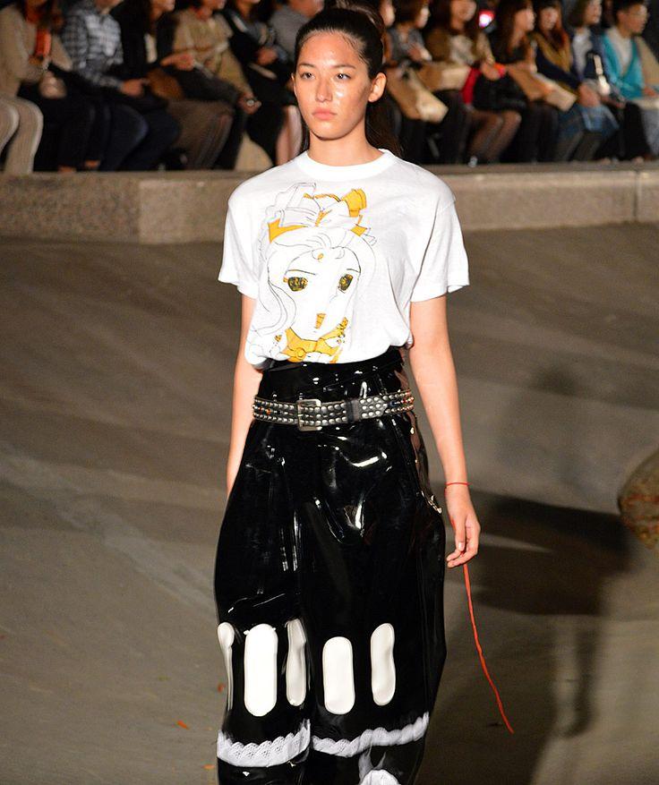 trends tokyo fashion week tokyo style shibuya fashion festival rurumu mikio sakabe JFW jenny fax harajuku fashion brands