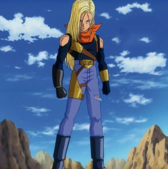 Dragon Ball Z Hero's ☆ Super Android 17/18