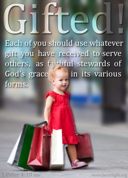 36 best spiritual gifts images on pinterest spiritual gifts bible after all the best way to say thank you for gods gifts is to use them negle Image collections