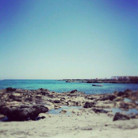 #roca #salento #mare #spiaggia #pertuttivoi