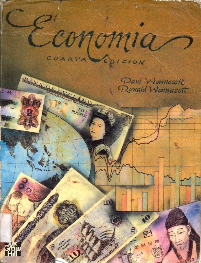 #economía #paulwonnacott #ronaldwonnacott #economía #macroeconomía #mercados #escueladecomerciodesantiago #bibliotecaccs