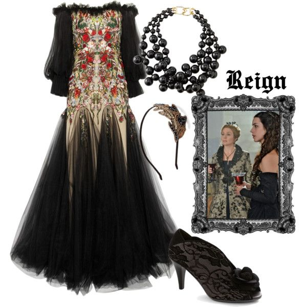 Get the look mary reign 2 my style pinterest for Mary queen of scots replica jewelry