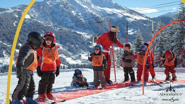 Domaine skiable de l'Essert - jardin d'enfants avec l'Ecole du Ski Français