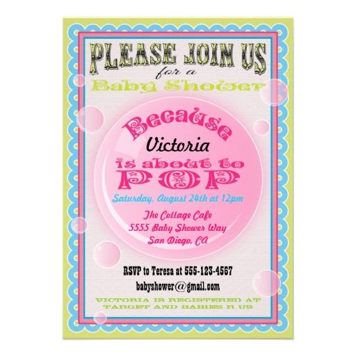 20 best Funny Baby Shower Invitations images on Pinterest Baby