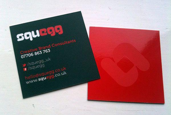20 Beautiful Square Business Card Design Ideas For Inspiration Square Business Cards Business Cards Creative Business Card Design