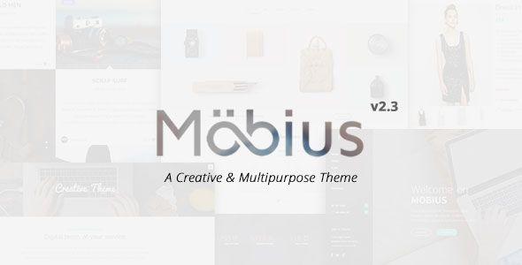 Mobius v2.3.2  Responsive Multi-Purpose WordPress Theme Free at DLEWordPRess
