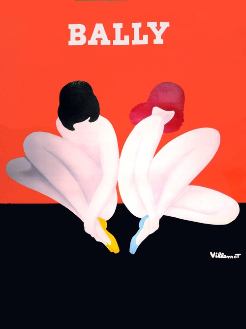The Amazing Bally Shoes Posters