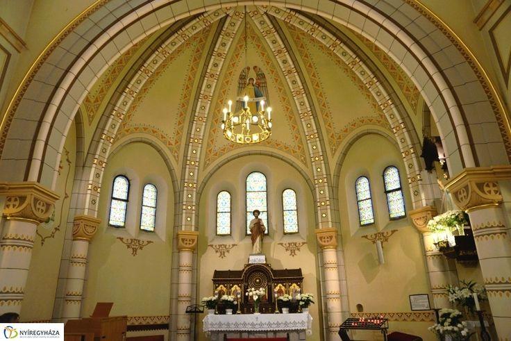 Templomnéző program - a Magyarok Nagyasszonya Társszékesegyház Nyíregyháza