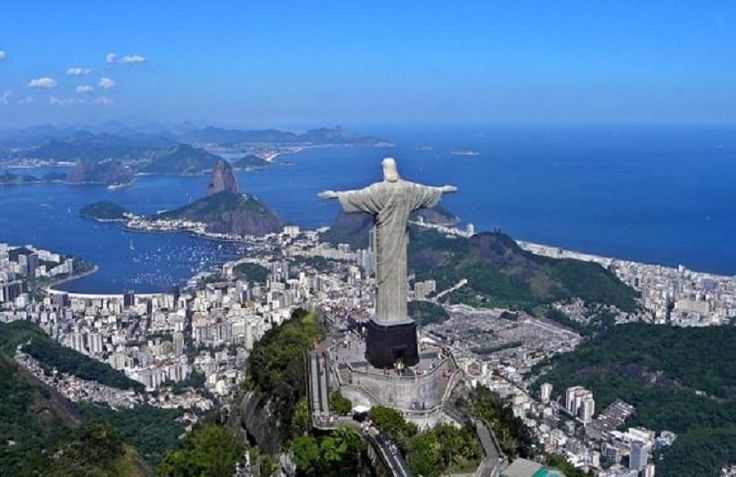 В Бразилии начат сбор средств на реставрацию статуи Христа
