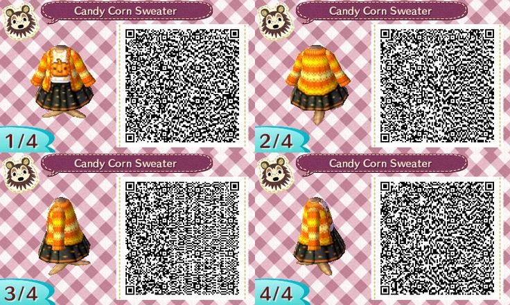 QR codes - (page 2) - ACNL : Animal Crossing New Leaf