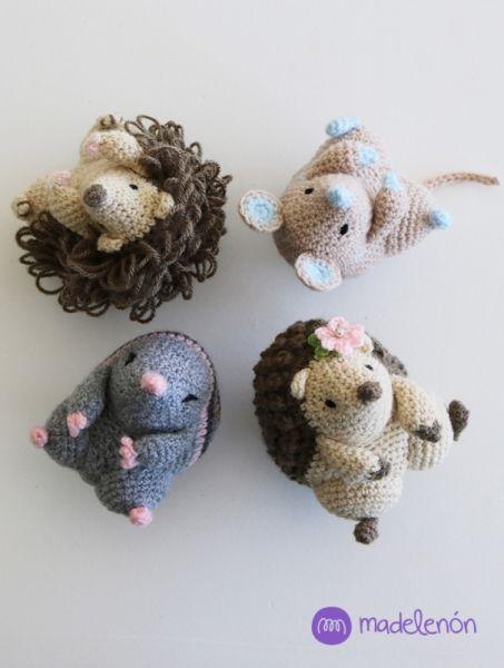 Amigurumi Doll Anleitung : 1000+ images about Amigurumi - crochet on Pinterest ...