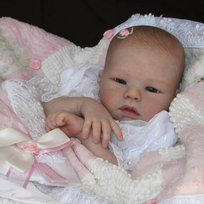 Brand New Jasmine Reborn Doll Kit By Dawn Donofrio