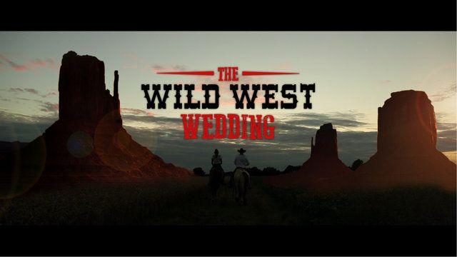 Bart Bijnens: In de zomervakantie stond mijn wiskunde leraar van mijn oude middelbare school opeens voor mijn deur.  Hij vertelde me dat hij ging trouwen en dat hij een bijbehorend huwelijksfeest ging organiseren… in Western-stijl.  Alles was compleet (trouwen te paard, alle gasten verkleed in western-stijl, een cowboy-entertainer, countrymuziek, ect).  Het enige wat nog ontbrak was een Western-film, waarin zijzelf en enkele familieleden zouden spelen.