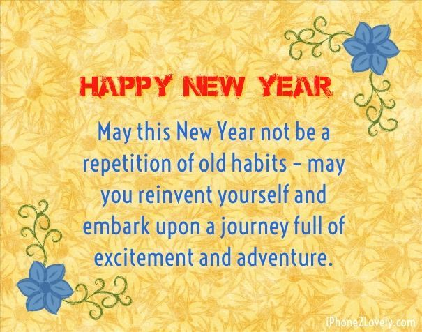 Happy New Year 2018 Quotes  :    QUOTATION – Image :    Quotes Of the day  – Life Quote  best-new-year-messages  Sharing is Caring  - #HappyNewYear https://quotestime.net/happy-new-year-2018-quotes-best-new-year-messages/
