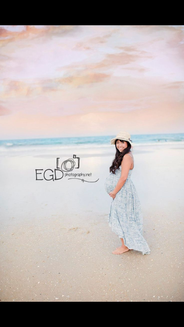 Florida maternity beach session Jacksonville photographer  www.egdphotography.net